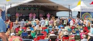 Virginia Beach hotel - events - Beach Music Cruise-In