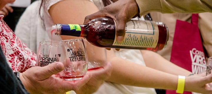 Virginia Beach hotel - events - Coastal Virginia Wine Fest