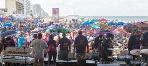 Virginia Beach hotel - events - FunkFest Beach Party