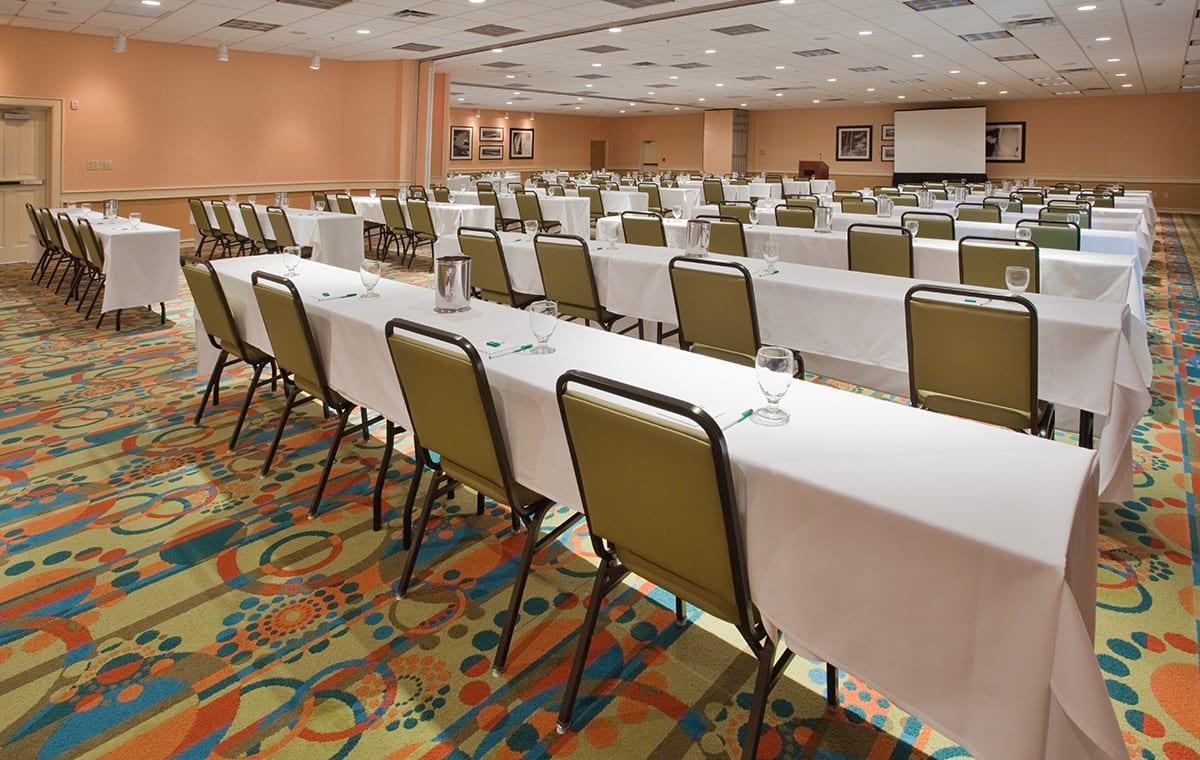 Virginia Beach hotel - ballroom - meetings
