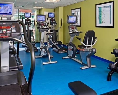 Virginia Beach hotel - fitness center