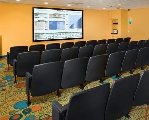 Virginia Beach hotel - Movie Theater