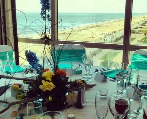 Virginia Beach hotel - Vista Del Mare - oceanfront weddings