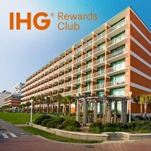 Virginia Beach hotel - 1000 Bonus Points Offer
