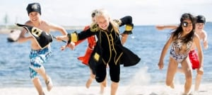 Virginia Beach hotel - events - Pirate Party on the Beach