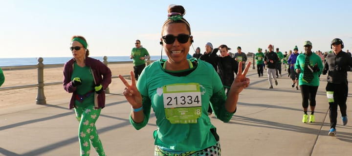 Virginia Beach hotel - events - Shamrock Marathon Weekend
