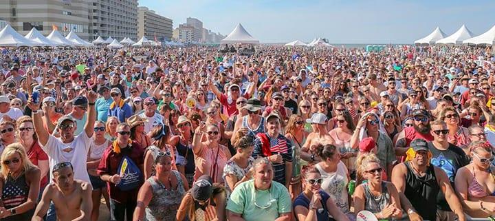Virginia Beach hotel - events - Virginia Beach Patriotic Festival