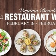 Virginia Beach Restaurant Week | Virginia Beach Oceanfront Hotel
