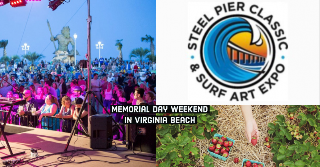 Get Ready for Memorial Day Weekend at Virginia Beach | Virginia