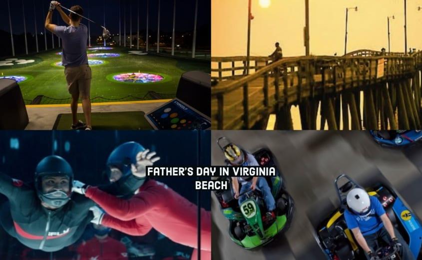 Virginia Beach Oceanfront Hotel -Father's Day Virginia Beach