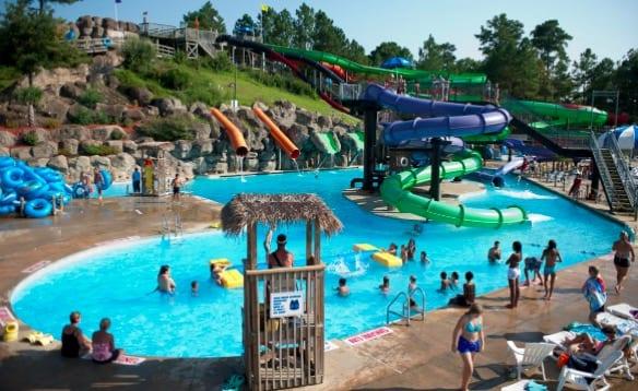 Virginia Beach Ocean Breeze Waterpark