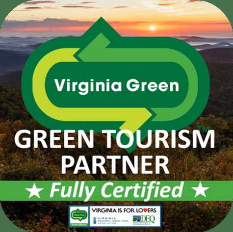 Virginia Green - Green Tourism Partner