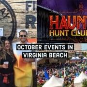 Virginia Beach Oceanfront Hotel -Special - October Events