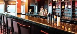 Isle of Capri - Woodford Reserve bourbon tasting event