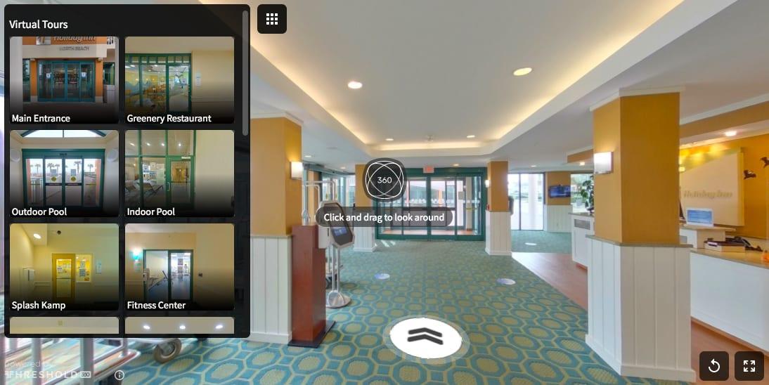 Holiday Inn North Beach Virtual Tour