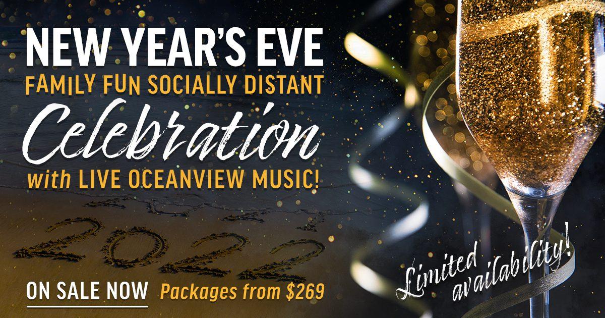 Holiday Inn Virginia Beach North Beach - New Years Eve Celebration 2022