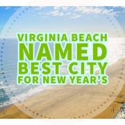 Virginia Beach Named Best City for New Year's