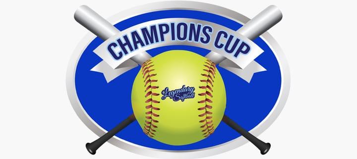 Legenday Softball Cahpions Cup Tournament