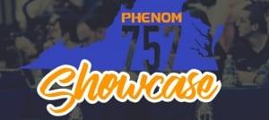 Phenom 757 Showcase basketball tournament