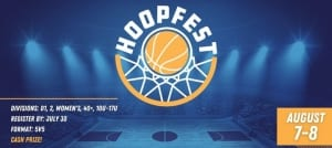 Hoopfest 5v5 Basketball Tournament