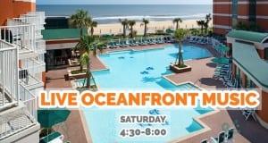 Live Virginia Beach Oceanfront Music