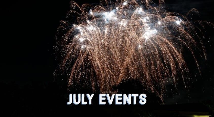 Virginia Beach - July Events