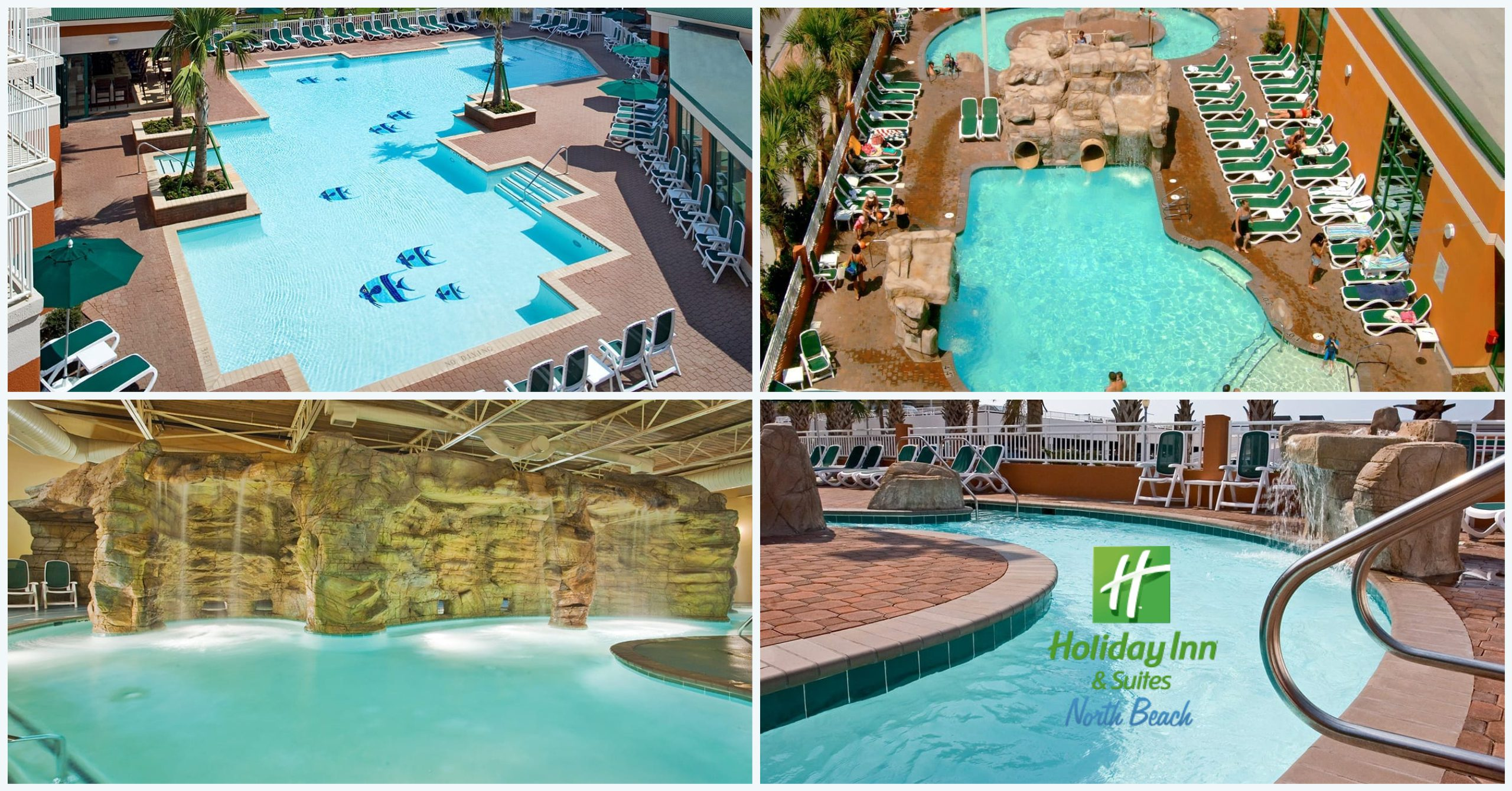 Virginia Beach Oceanfront Hotel - Virginia Beach Waterpark